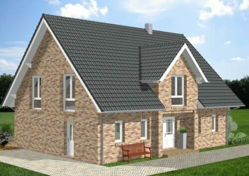 Einfamilienhaus HG 190