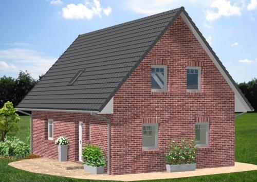 Einfamilienhaus SD 123 für schmale Grundstücke