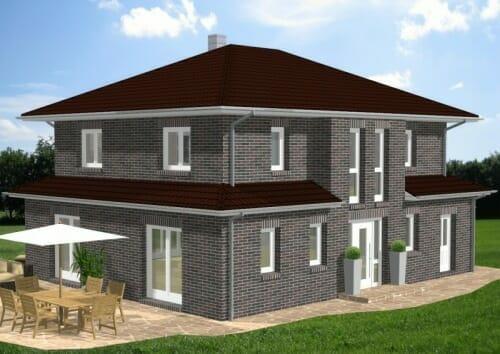 Einfamilienhaus M 175 als Stadtvilla