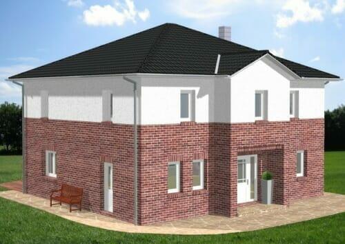 Einfamilienhaus SV 175 Stadtvilla