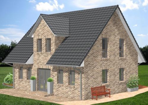 Einfamilienhaus HG 124