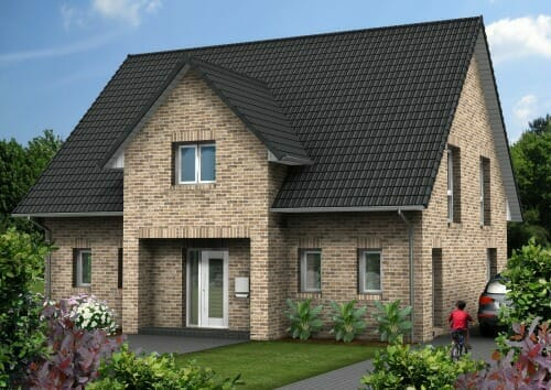 Einfamilienhaus HG 174