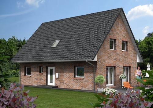 Einfamilienhaus SD 147 mit 6 Zimmern