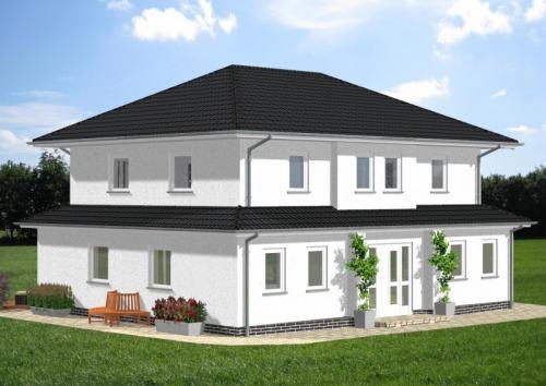 Einfamilienhaus M 166