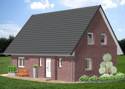 Einfamilienhaus SD 134 mit einem Wohnzimmererker