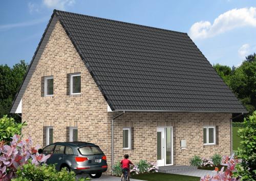 Einfamilienhaus SD 115