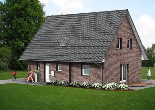 Einfamilienhaus SD 132 mit 5 Zimmern