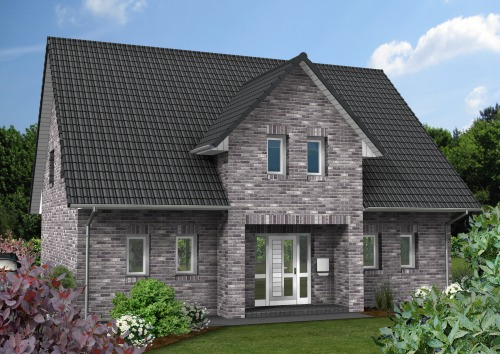 Einfamilienhaus HG 170